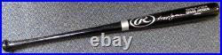 Sale! Reggie Jackson Autographed Signed Rawlings Bat Yankees, A's Psa/dna