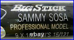 Sammy Sosa Chicago Cubs Autographed Limited Edition Baseball Bat Psa Dna