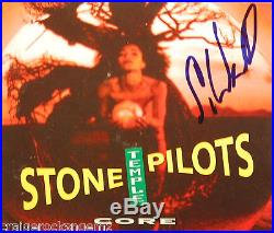 Scott Weiland Stone Temple Pilots CORE Signed CD Cover PSA/DNA