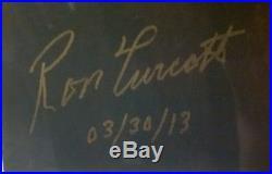 Secretariat Print Memories of Greatness Autographed PSA/DNA certified
