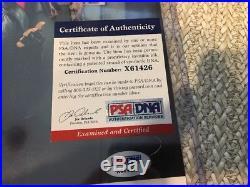 Sylvester Stallone Signed Autograph Rocky Photo PSA/DNA