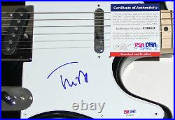 TOM PETTY and the HEARTBREAKERS Autograph Signed Guitar ORIGINAL PSA DNA NICE