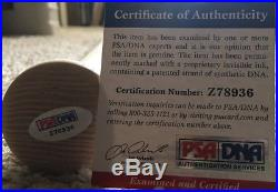 TONY GWYNN SIGNED BAT autograph WORLD SERIES LIMITED EDITION 134/500 PSA/DNA COA