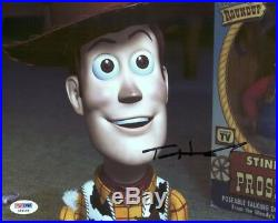 Tom Hanks Toy Story Signed Authentic 8X10 Photo Autographed PSA/DNA #X44164