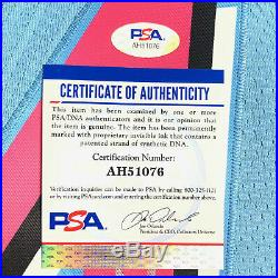 Tyler Herro signed jersey PSA/DNA Miami Heat Autographed