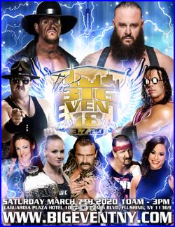 Undertaker Signed WWE 8X10 PSA DNA COA DEADMAN PHOTOFILE AUTOGRAPH