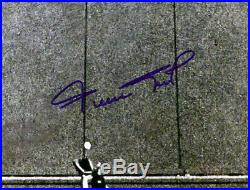 Willie Mays Autographed Signed 16x20 Photo Giants The Catch Psa/dna 76420